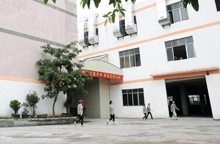 广州欧野展柜生产基地(总厂)