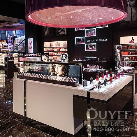 香水化妆品展示柜彩妆柜