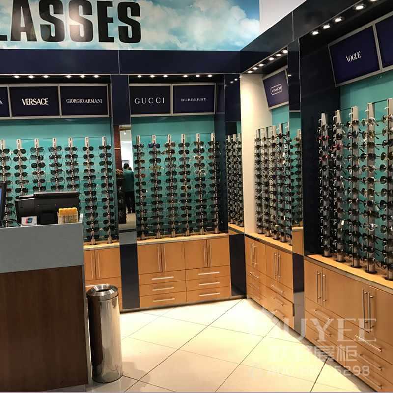 新款时尚眼镜展柜 太阳镜眼镜柜